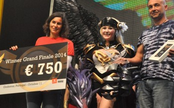 La polaca Shappi gana el Cosplay World Masters 2014