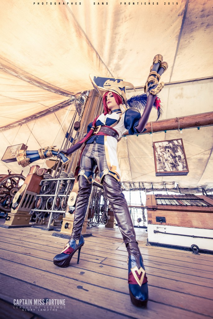 Photoshoot: Miss fortune por  Photographes Sans Frontieres