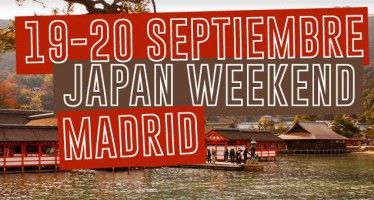 Sorteo de 5 entradas para el Japan Weekend Madrid
