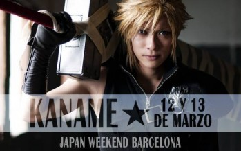 Kaname invitado al Japan Weekend Barcelona